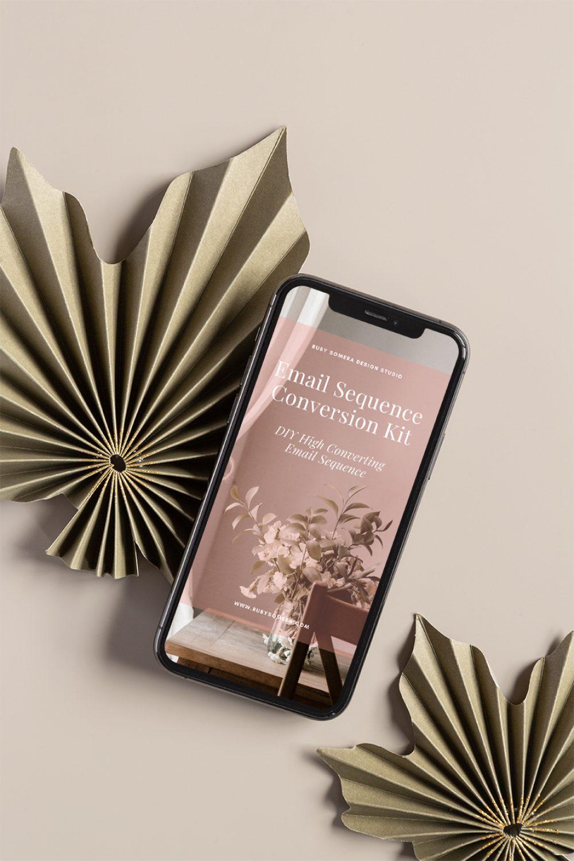 Iphone digital Mockup