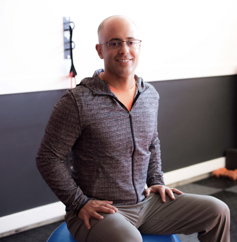Adam Engelman founder of Prana 365