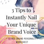 How to Develop Your Unique Brand Voice