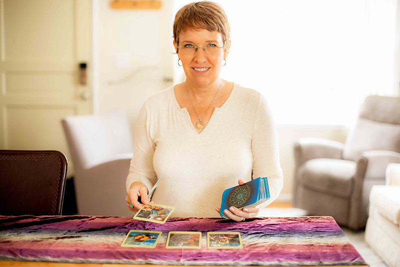 Becky Moore Intuitive healer and energy worker