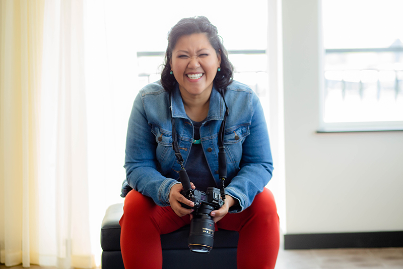 oysha Fajardo Documentary Photographer